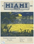 On Miami shore :   (golden sands of Miami) : waltz song