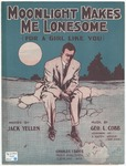 Moonlight Makes Me Lonesome: For A Girl Like You