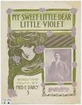 My Sweet Little Dear Little Violet : Waltz Song