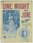 One Night In June