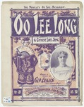 Oo Lee Long : A Chinese Love Song
