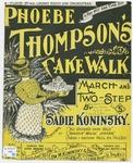 Phoebe Thompson's Cake Walk