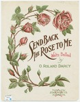 Send Back the Rose To Me : Waltz Song