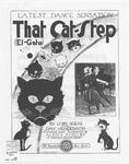 That cat step :   el gato : a new rhythm dance