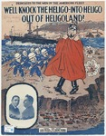 We'll Knock the Heligo - Into Heligo - Out of Heigoland