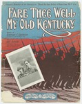 Fare Thee Well My Old Kentucky