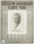 Hello My Sweetheart : I Love You