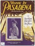 Home In Pasadena