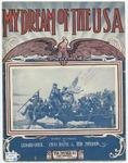 My Dream of the U. S. A.: Quartette Chorus