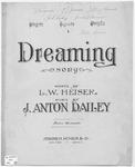 Dreaming : Serenade