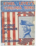 Ethel Levey's Virginia Song