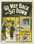 Go Way Back And Sit Down