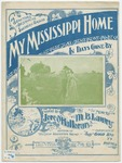 My Mississippi Home In Days Gone By