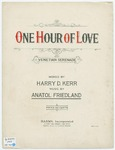 One Hour of Love