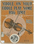 Yiddle, On Your Fiddle, Play Some Ragtime