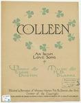 Colleen : An Irish Love Song
