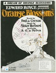 A Dream Of Orange Blossoms : Kitty and Men