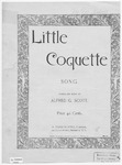 Little Coquette : Song