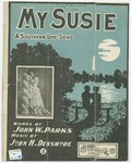 My Susie :   a Southern love song /