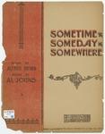Sometime, Someday, Somewhere