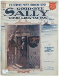Good - Bye Sally : Good Luck To You