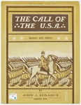 The Call Of The U. S. A. : One Step