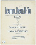 Beautiful Dreams of You : Ballad