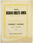 The Beggar Child's Amen