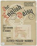 I Am the English Daisy
