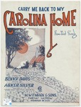Carry Me Back To My Carolina Home : Fox  Trot Song