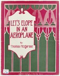 Let's Elope In An Aeroplane