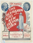 An Old Fashion Girl : With A New Fashion Gown