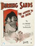 Burning Sands : Oriental Fox Trot