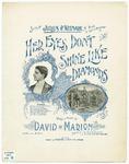 Her Eyes Don't Shine Like Diamonds : Three Little Lads Love - story