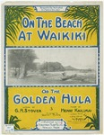 On The Beach At Waikiki : The Golden Hula