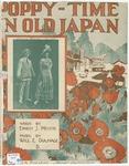 Poppy Time in Old Japan