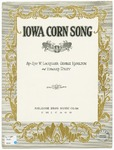 Iowa Corn Song