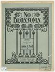 No Blossoms