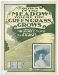 Down in the Meadow Where the Green Grass Grows