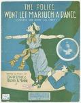 The Police Won't Let Mariucha Dance : Unless She Move Da Feet