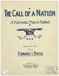 The Call of a Nation : A Patriotic March Ballad