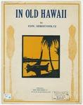 In Old Hawaii