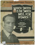 Which Swiitch Is The Switch, Miss, For Ipswich