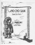 Cho - Cho - San : Song Fox - Trot