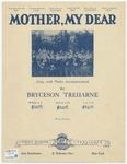 Mother, my Dear