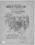 When Madelon