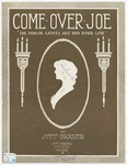 Come Over Joe : The Parlor Lights Are Way Down Low