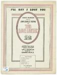 I'll Say I Love You : Aline and Richard