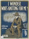 I Wonder Who's Knitting For me