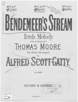 Bendemeer's Stream : Irish Melody